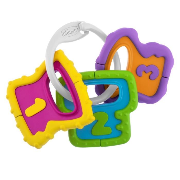 Chicco zabawka grzechotka klucze