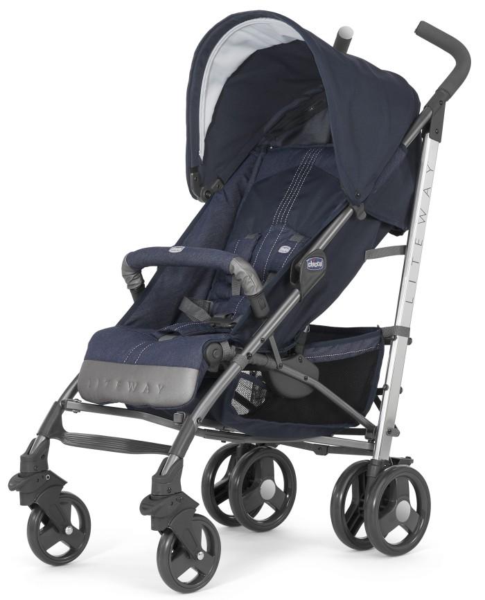 Spacerowy wózek dziecięcy typu parasolka Lite Way 2 Special Edition z pałąkiem