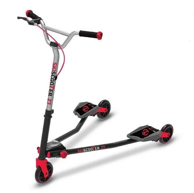 Hulajnoga dla dzieci starszych Smart Trike Ski Scooter Z7