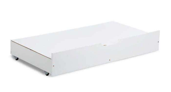 Klupś Pojemnik na pościel Marsell/Radek III do łóżeczek dziecięcych 120x60 - biała