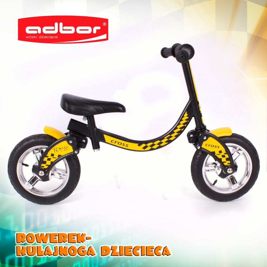 Adbor rowerek biegowy Biker