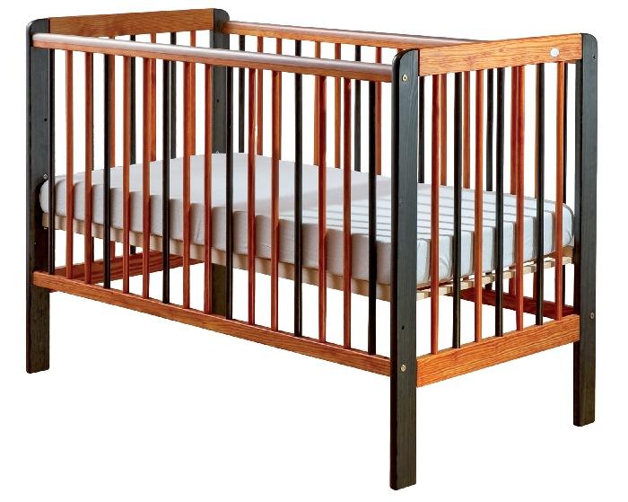 Tygrysek łóżeczko 120x60 z opcją tapczanika, Drewex