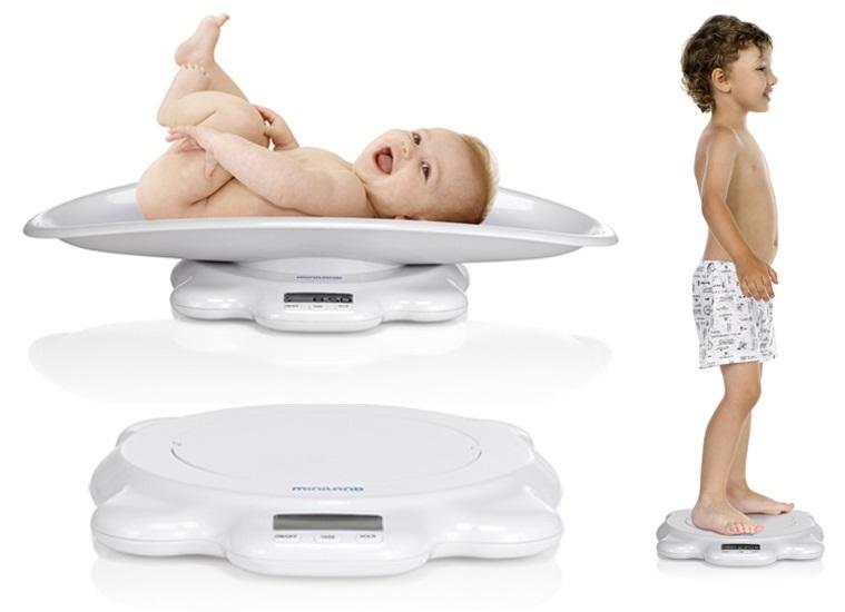 Waga elektroniczna dla dzieci i niemowląt Miniland