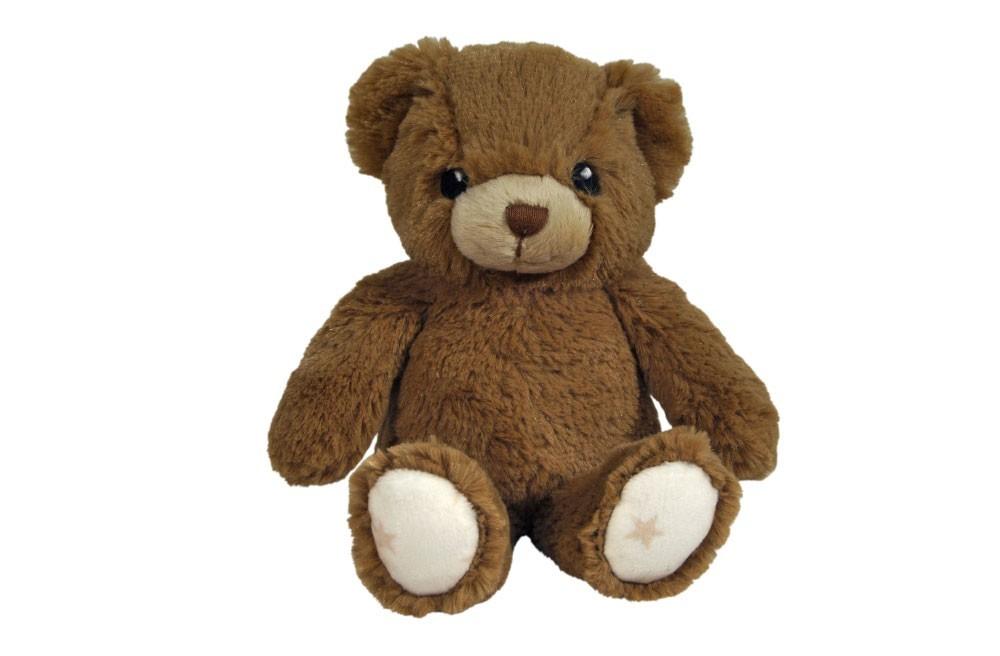 Cloud b pluszowa pozytywka dla niemowląt Zajączek, Niedźwiedź i Małpka