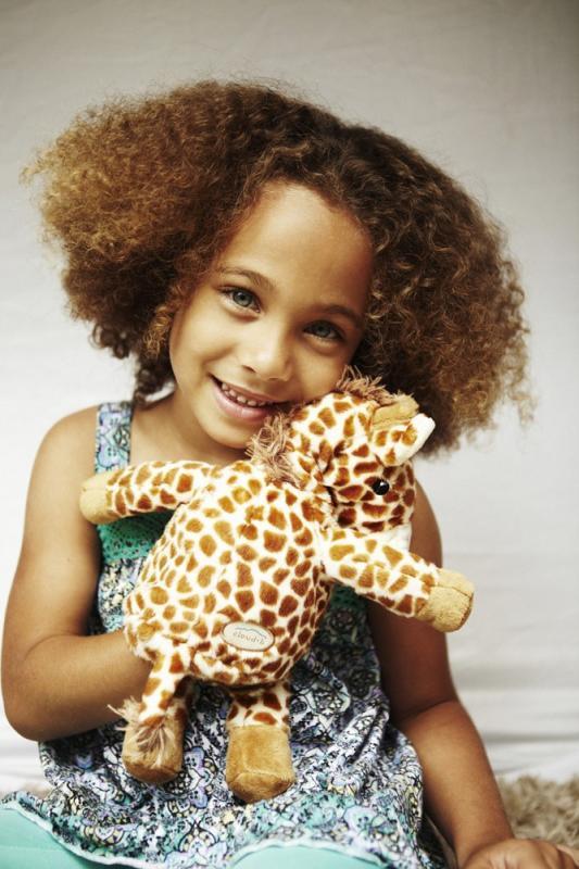 Cloud b termofor dla dziecka i niemowlaka żyrafa