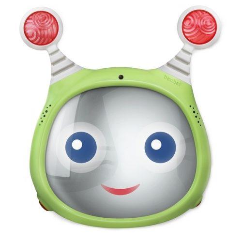 Interaktywne lusterko do samochodu dla dziecka Benbat Zielone+ pilot