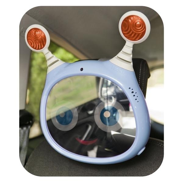 Interaktywne lusterko do samochodu dla dziecka Benbat Niebieskie