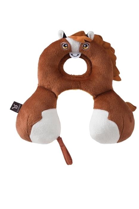 Zagłowek poduszka podróżna dla dzieci od 0-12  Koń Ben Bat
