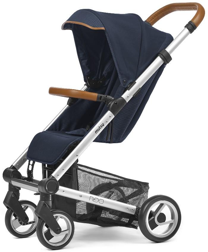 Wózek spacerowy Mutsy Nexo - super składanie lekki i komfortowy