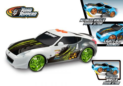 Road Rippers Auto Wheelie Power - Nissan 370 Z