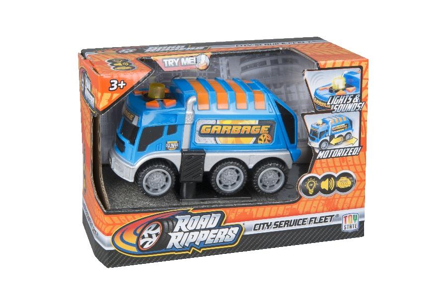 Road Rippers Auto Flota Miejska Mini - mix 4 wzoru do wyboru