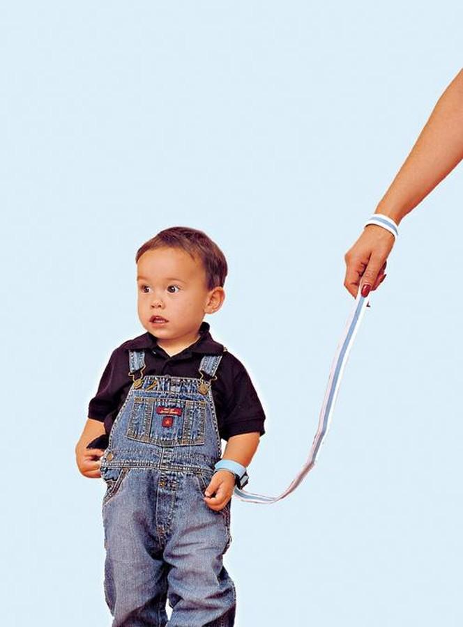 Dreambaby Opaska - Smycz na nadgarstek dziecka