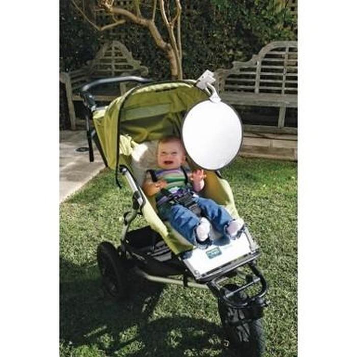 Dreambaby Osłonka przeciwsłoneczna ze wskaźnikiem UV do samochodu lub wóżka