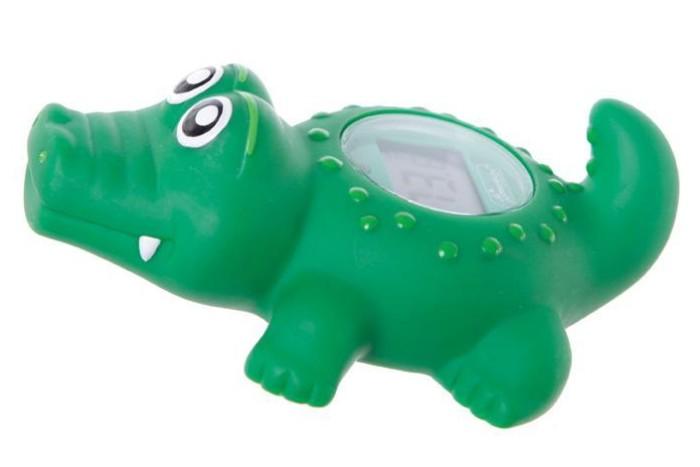 Dreambaby Termometr pokojowy i do mierzenia temperatury wody - Krokodyl