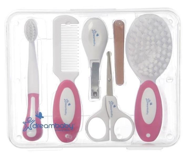 Dreambaby Niezbędnik do pielęgnacji paznokci, włosów i zębów - 10 szt