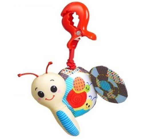 Wibrujący ślimaczek zabawka dla niemowlaków Tiny Love