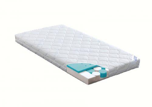 Materac do łóżeczek niemowlących 120x60 Planeta Marzeń Traumeland