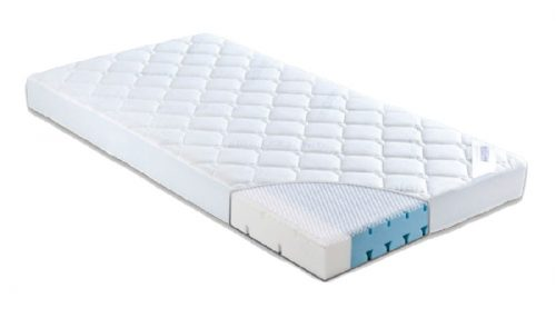 Materac dla dzieci do łóżeczek 140x70 Bryza Traumeland