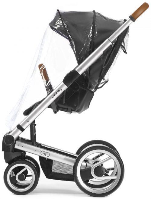 Folia przeciwdeszczowa do wózków spacerowych Mutsy Igo