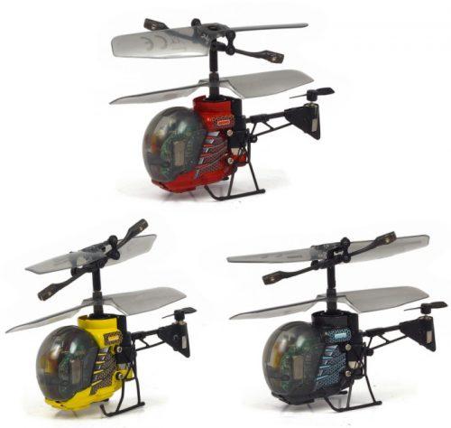 Helikopter 3 kanałowy z żyroskopem Heli Bee Silverlit