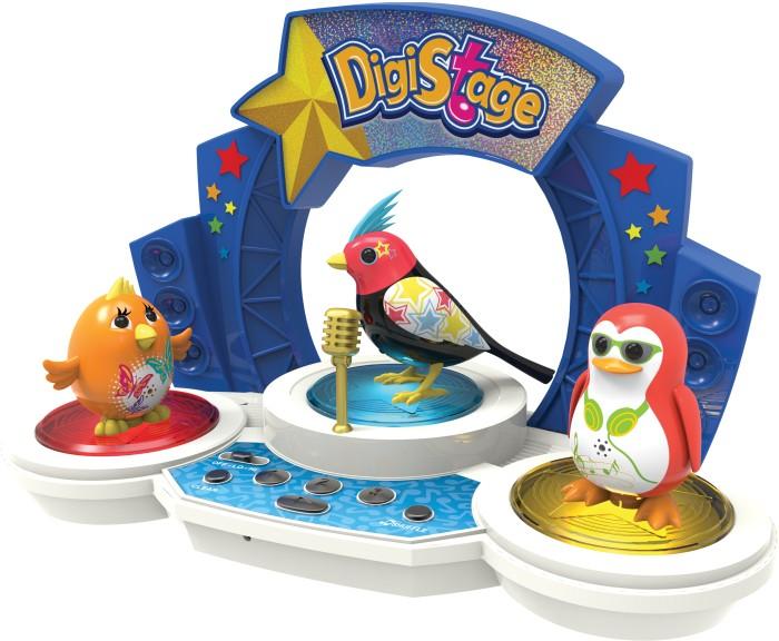 Zestaw grająca scena z ptaszkiem w zestawie