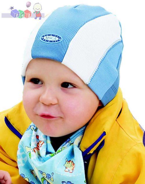 Czapeczka dla dziecka na chłodne dni Mika