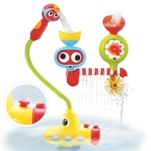 Zabawka do wanny HIT 30216 podwodny okrręt z prysznicem Yookidoo