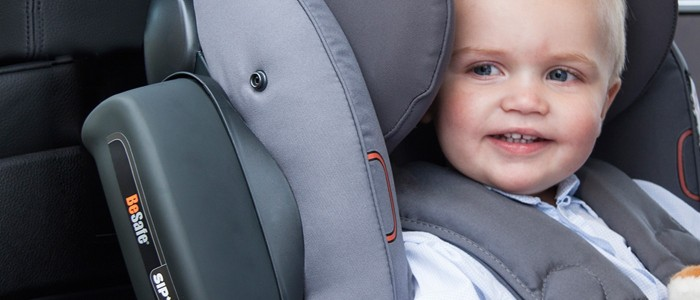 BeSafe iZi Kid i-Size X2 Isofix 0-18 kg fotelik tyłem do kierunku jazdy - i-Size ECE R129 SIP+ PLUS TEST