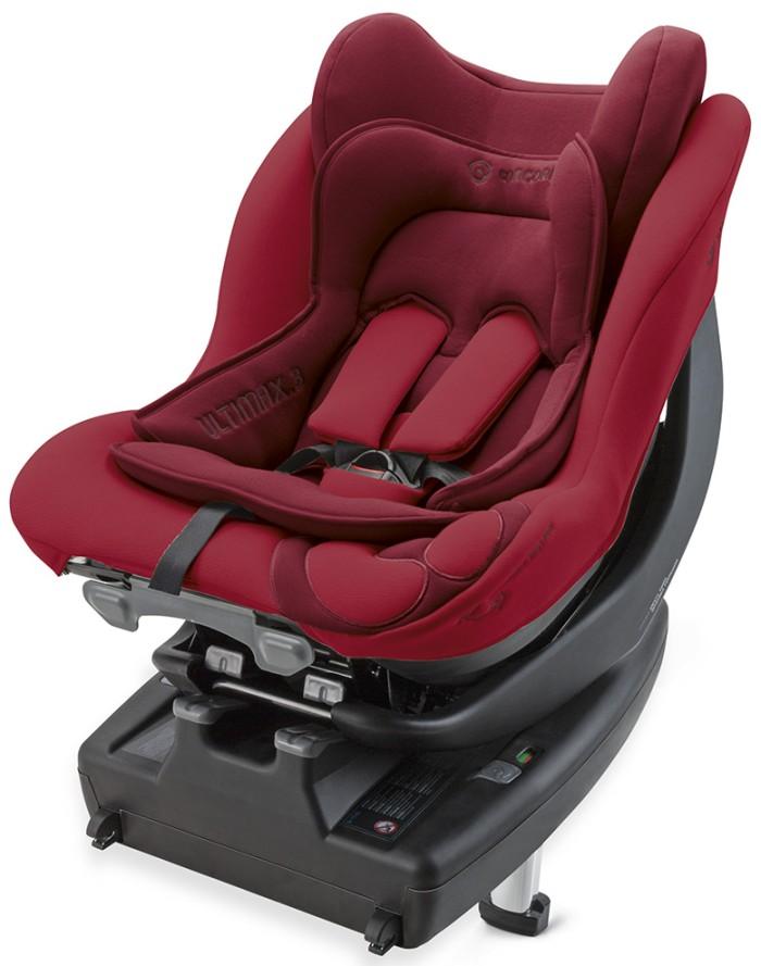 Fotelik samochodowy 0-18 kg isofix Concord Ultimax 3 - montaż przodem i tyłem