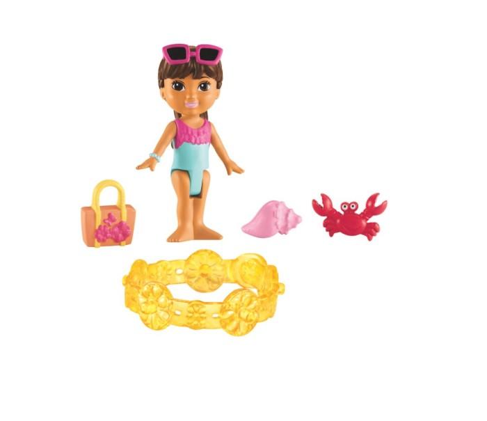 Fisher Price Dora lalka z bransoletką