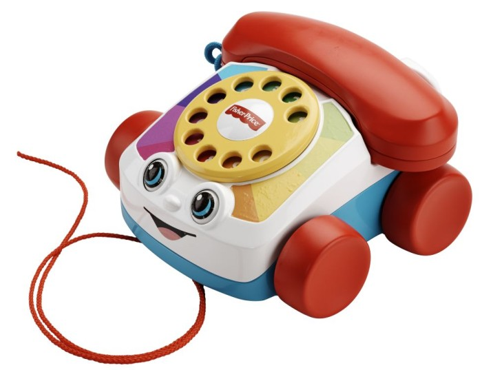 Fisher Price telefon dla gadułki - interaktywna zabawka dla najmłodszych