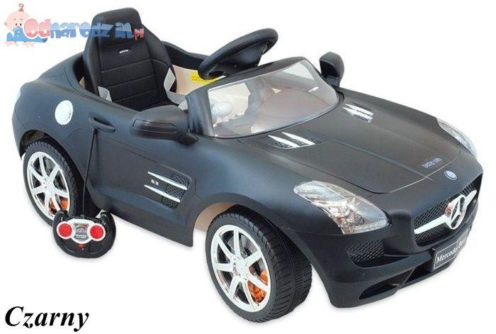 Baby Mix - pojazd na akumulator MERCEDES UR-Z-681