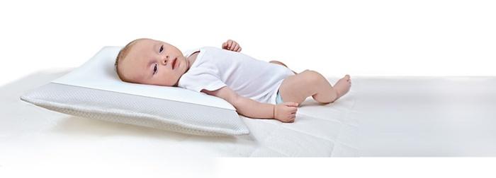 Poduszka niemowlęca 37x57 cm Baby Areo 3D