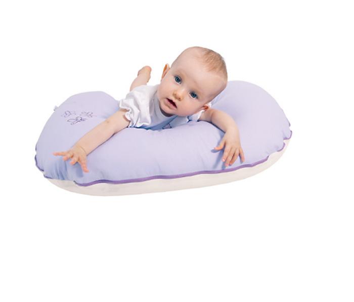 Poduszka Aeroslim z pianki termoplastycznej 40x26 cm Baby Matex