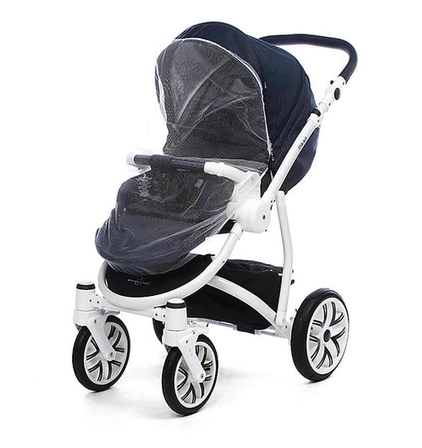 Uniwersalna moskitiera do wózka BabyOno