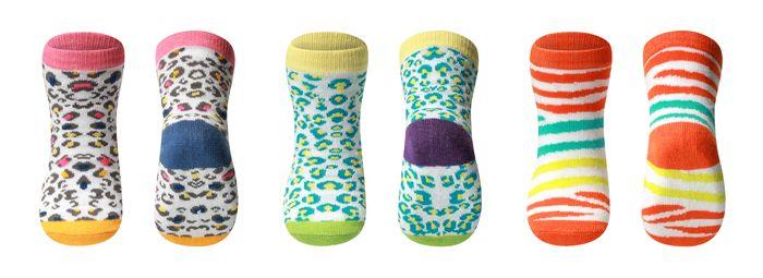 Miękkie skarpetki bawełniane BabyOno 12m+ 590-03