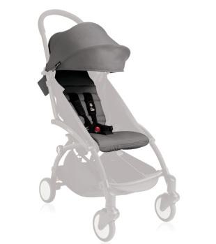 Zestaw kolorystyczny do wózka spacerowego - wkładki do spacerówki Babyzen Yoyo+