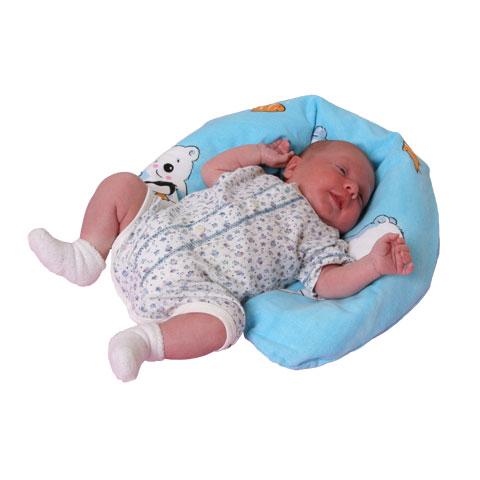 Gniazdo niemowlęce Ty i My Max