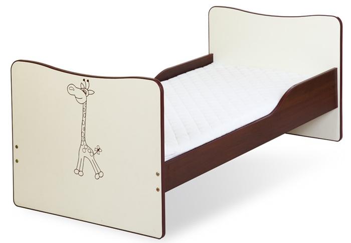 Łóżko dziecięce Timo Klupś Żyrafka 143x77x62