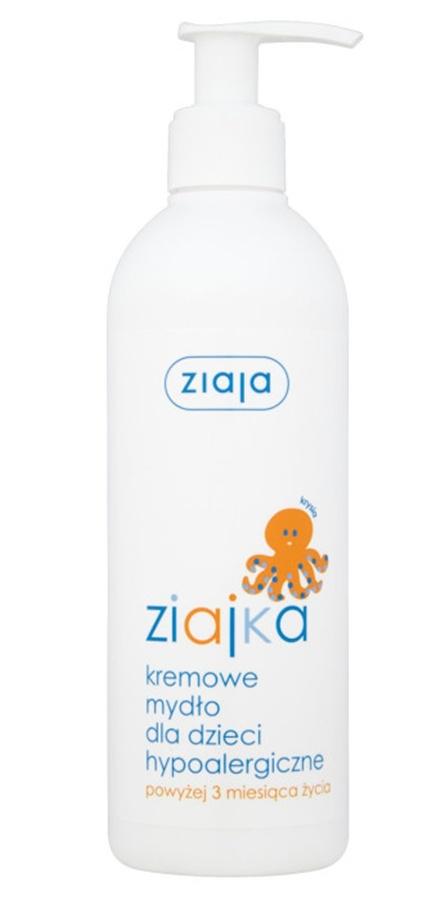 Ziajka mydło dla dzieci kremowe 300ml