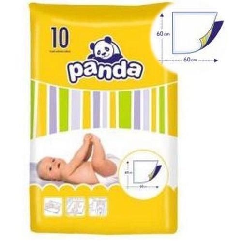 Podkłady higieniczne Panda 60x60 cm 10 sztuk Bella r
