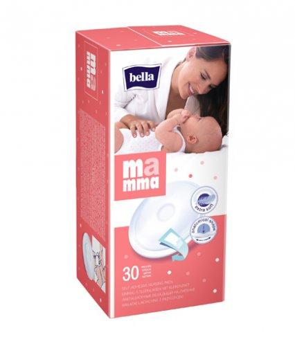 Oddychające wkładki laktacyjne Bella Mamma 30 szt