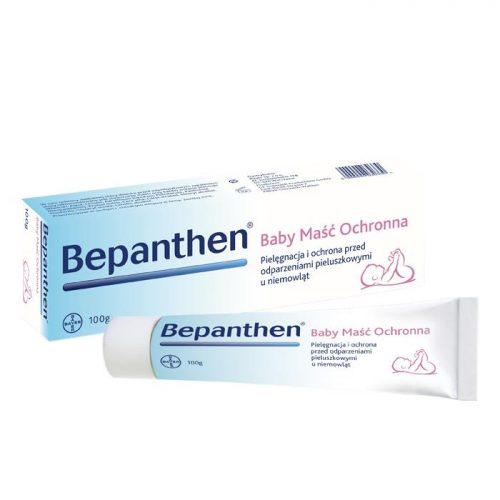 Bepanthen maść dla niemowląt przeciw odparzeniom 100g