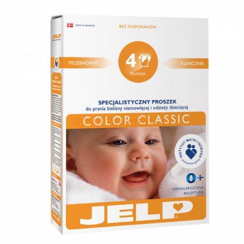 Jelp proszek color classic 4 prania 320g