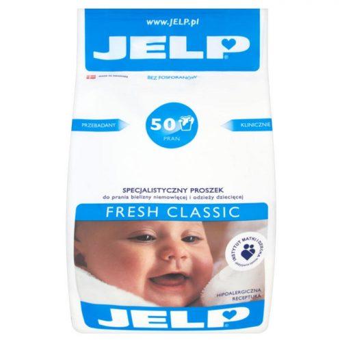 Jelp proszek fresh classic 50 prań 4 kg