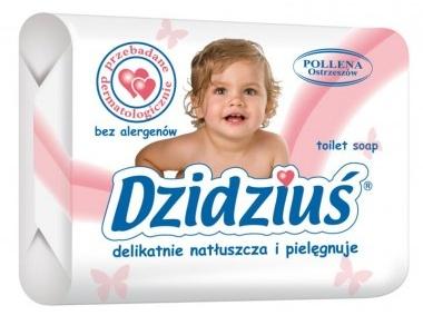 Mydło dla niemowląt i dzieci Dzidziuś 100g
