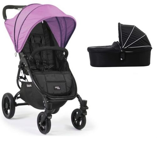 2w1 Ultralekki wózek spacerowy 6,6 kg + gondoa Snap 4 Valco Baby
