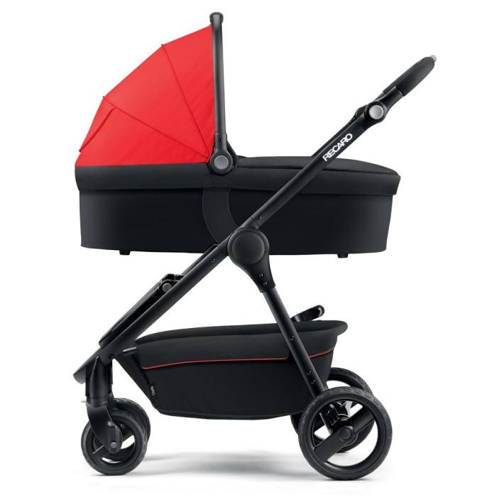 Wózek głęboko spacerowy Recaro CityLife z gondolą i opcją montażu fotelika samochodowego