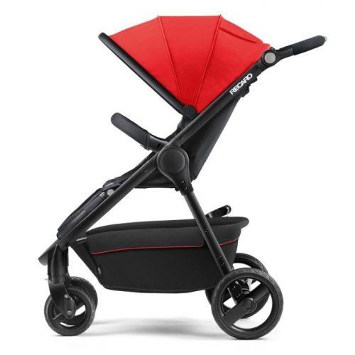 3w1 wózek głęboko spacerowy Citylife z fotelikiem samochodowym Young Profi Plus 0-13 Recaro