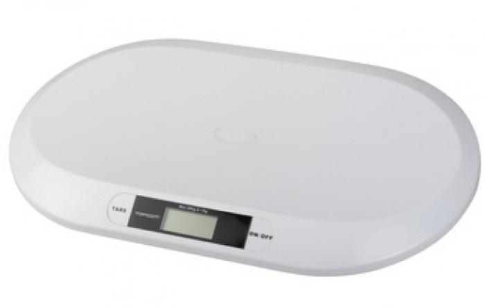 Prosta, lekka waga o ergonomicznym kształcie Topcom do 20 kg